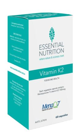 ESSENTIAL NUTRITION VITAMIN K2
